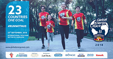 Harvest Gold Global Energy Race (3K, 5K, 10K Run & 5Km Walkathon), Past Events - India Running Events